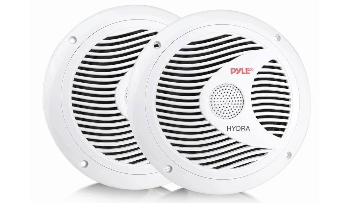 Pyle PLMR60W Marine Component Speakers