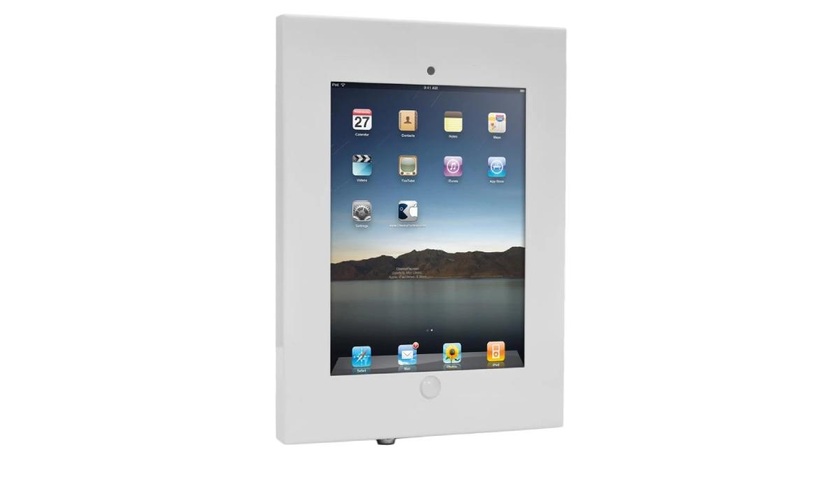 Pyle PSPADLKW08W Security Anti-Theft iPad Wall Mount