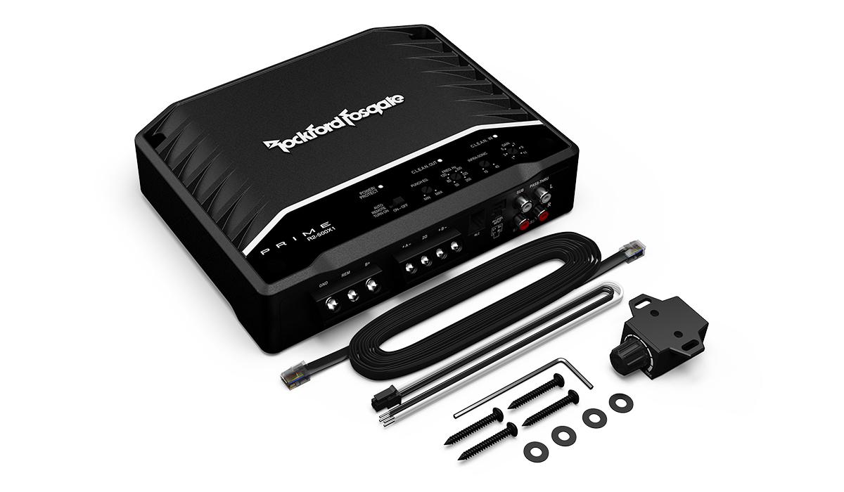 Rockford Fosgate R2-500X Prime 500 Watt Mono Amplifier