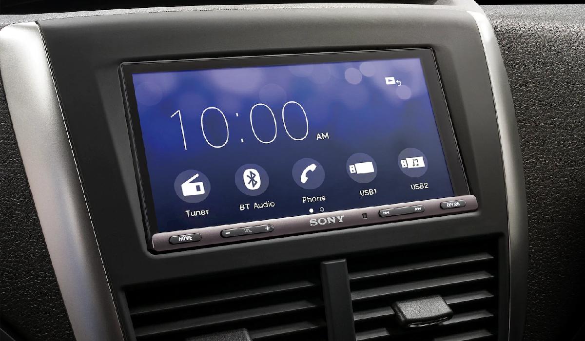 Bezel-less Touchscreen