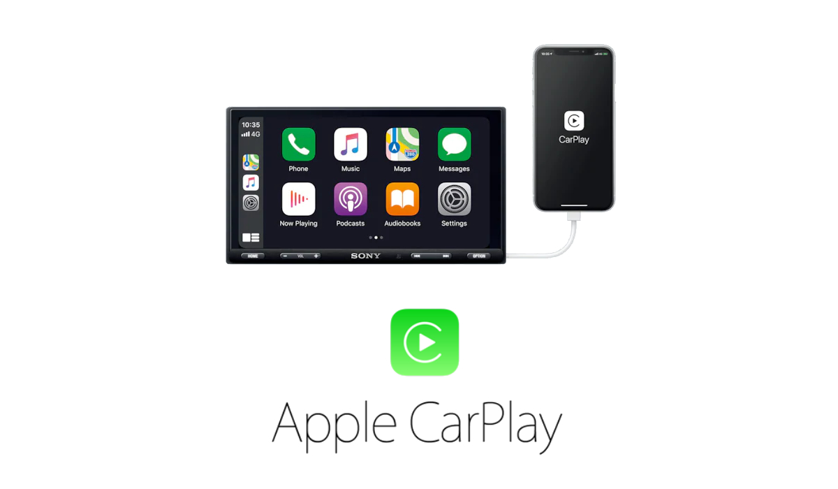 Siri with Apple CarPlay