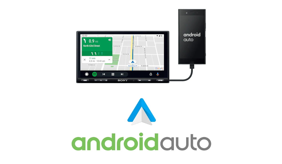 Voice Control with Android™ Auto