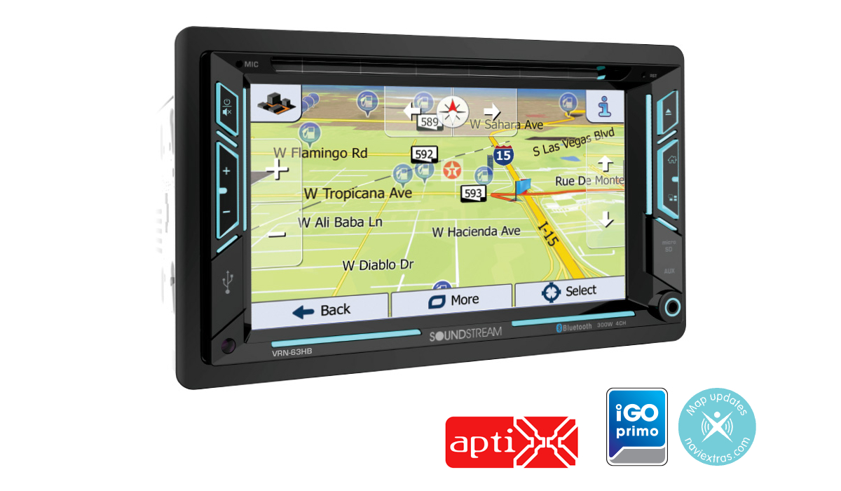Soundstream AptiX Operating System