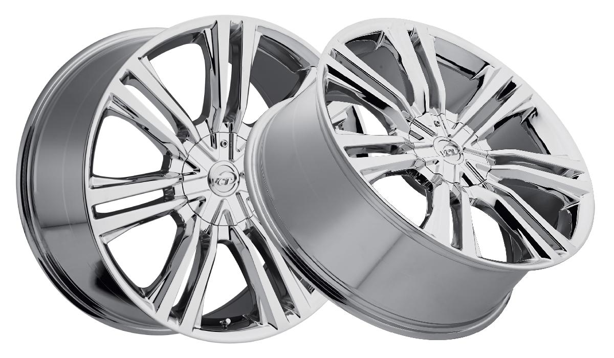 VCT Wheels Gravano V73 Chrome