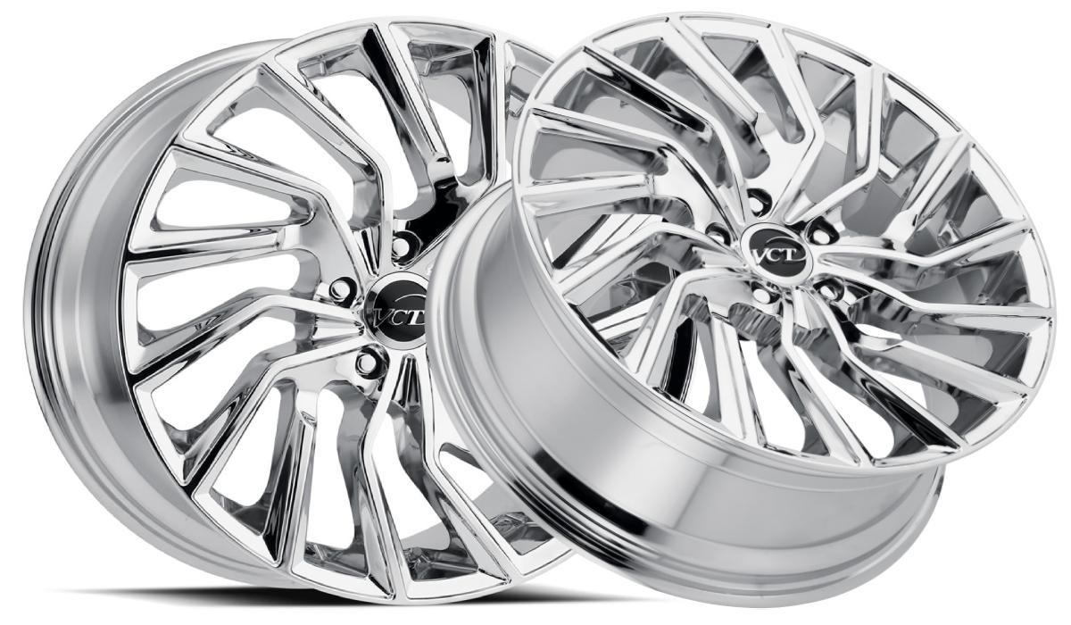 VCT Wheels V81 Chrome