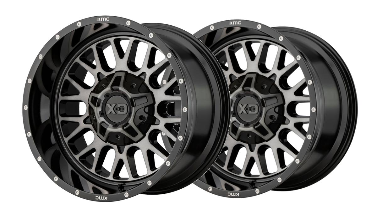 XD Gloss Black Rims