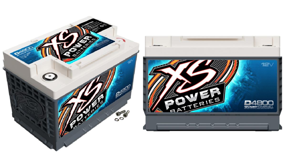 XS Power D4800