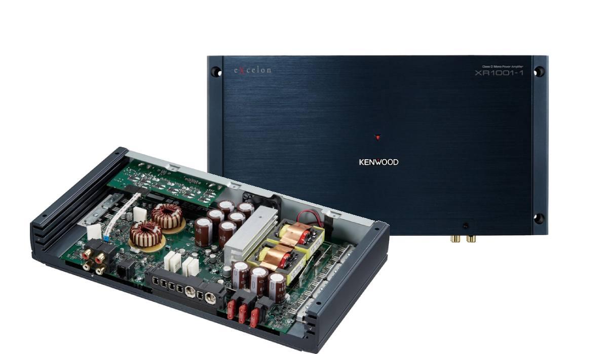 Kenwood Excelon XR1001-1
