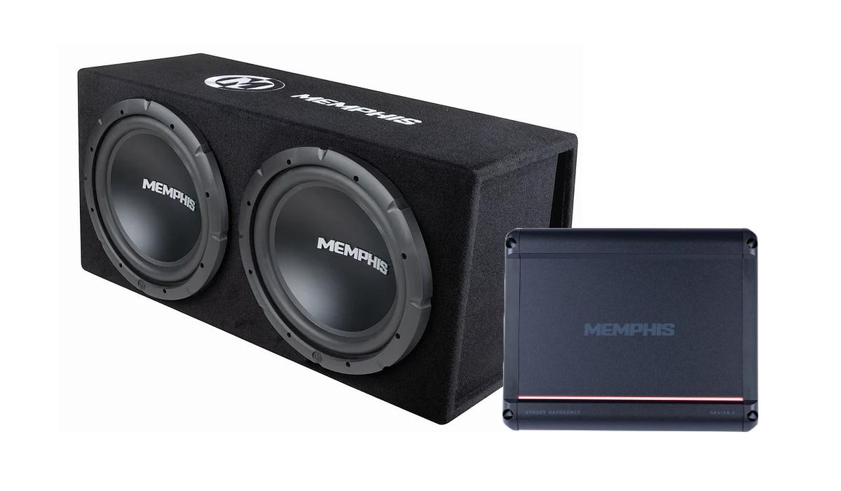 SRXE212VP - Dual 12' Bass System